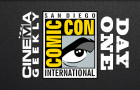 Comic Con 2014 News: Day 1